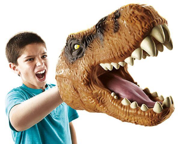 File:Jurassic-world-chomping-dino-head-hand-puppets-tyrannosaurus-rex.jpg