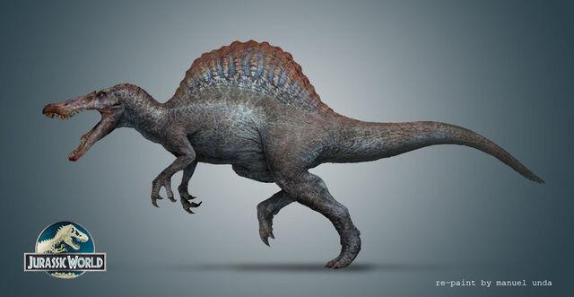 File:Spinosaurus by manusaurio-d88cva2.jpg