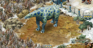 Level 40 Indricotherium