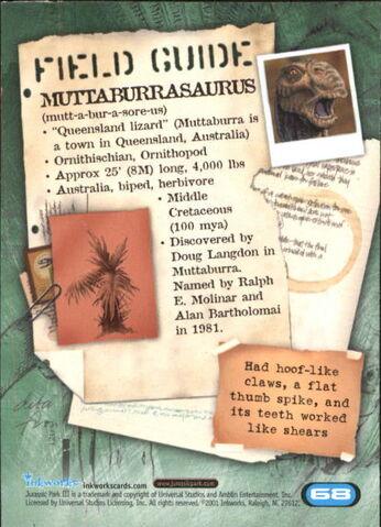 File:2001 Jurassic Park III 3-D 68 Muttaburrasaurus back.jpg