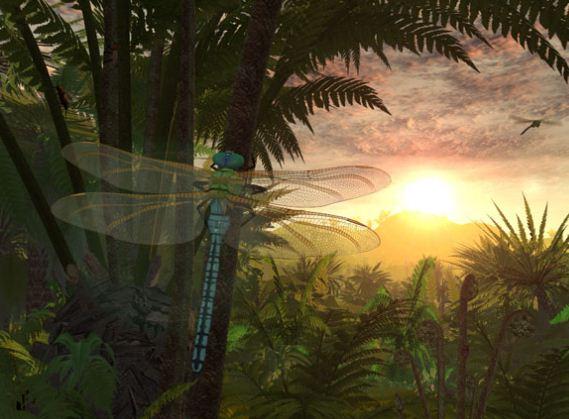 Meganeura Jurassic Park Wiki Fandom Powered By Wikia
