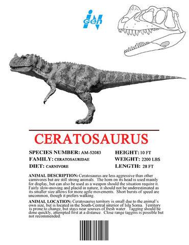 File:Ingen Dinosaur Info Sheets Ceratosaurus.jpg