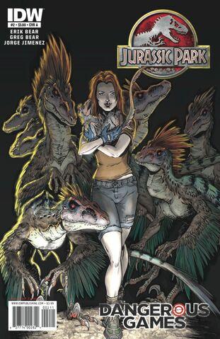 File:JurassicPark DangeoursGames02 cover.jpg