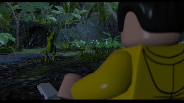 File:LEGO Jurassic World JP1 Curious Dilophosaur MlWA77xZbuIUn0NJ0z.jpg