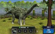 Supersaurus 1S