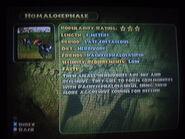 Homalocephale info