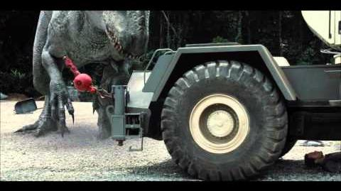 Jurassic World - Indominus Rex - Own it on Blu-ray 10 20