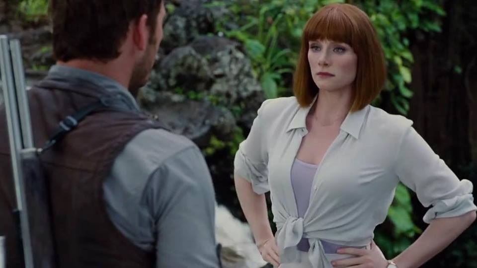 Image - Claire ready to go.jpg | Jurassic Park wiki ... Tobey Maguire Wikipedia