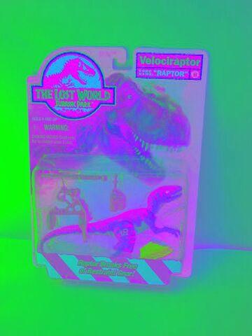 File:Pink Deinonychus.jpg
