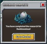 Underwater Egg