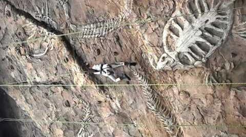 Jurassic Park Mt climb