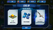 JWTG Level 6 unlocks
