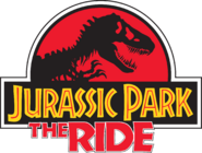 Jurassic Park The Ride Logo