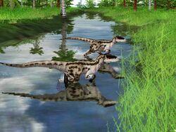 JPOG Velociraptor