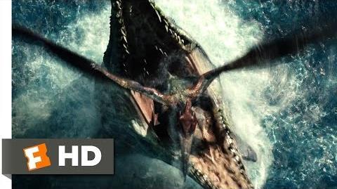 Jurassic World (4 10) Movie CLIP - Pterosaur Attack (2015) HD