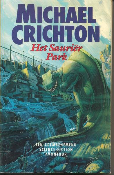 A comparison of book and movie of jurassic park by michael crichton