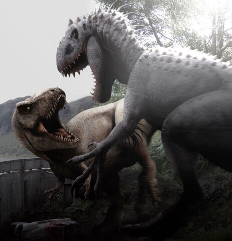 File:I. Rex vs T. Rex.jpg