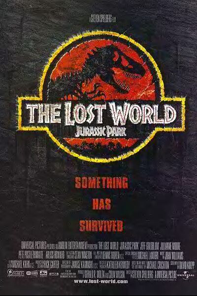 the lost world jurassic park filmcast and crew