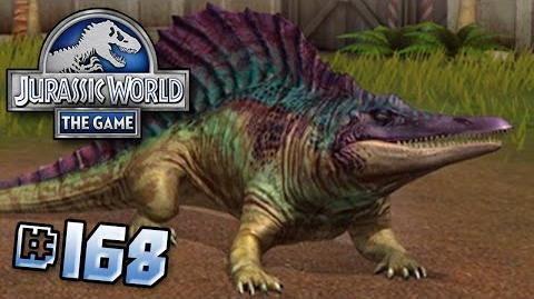Strongest Creature EVER!! Jurassic World - The Game - Ep 168 HD