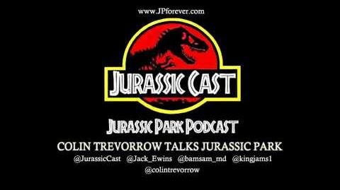 Colin Trevorrow Jurassic Park Interview