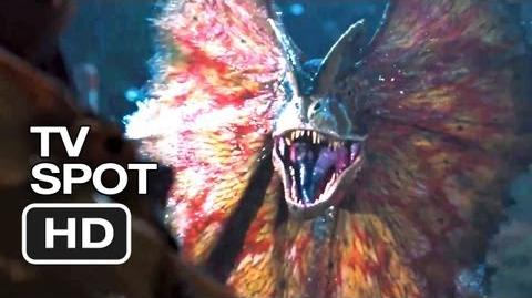 Jurassic Park 3D TV SPOT - Faster (2013) - Steven Spielberg Movie HD