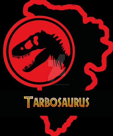 File:22 tarbosaurus paddock jp by luigicuau10-d8vf01f.png
