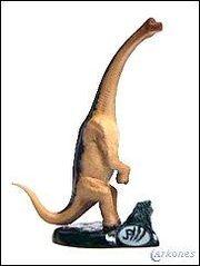 Kaiyodo brachiosaurus