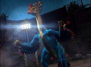 Maxed Segnosaurus