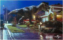 Tyrannosaurus rex goes home.jpg