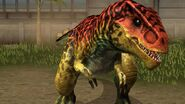 Jurassic World - The Game - Allosaurus
