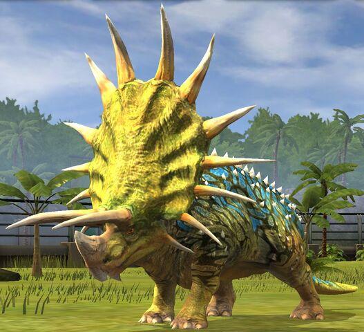 File:Triceratops lvl 40.jpg