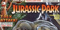 Jurassic Park III (Topps)