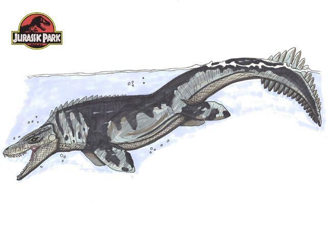 File:Jurassic park mosasaurus by hellraptor-d472vuo.jpg