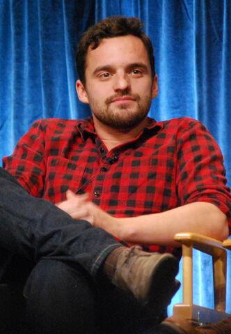 File:Jake Johnson cropped 2012.jpg
