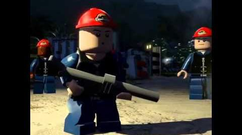 Jurassic World LEGO Game - New Teaser March 15th 2015