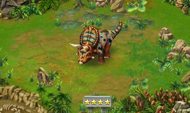 Image - Level 40 Torosaurus.png | Jurassic Park Builder ...