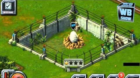 Jurassic Park Builder - Carnotaurus Jurassic Park Limited-0