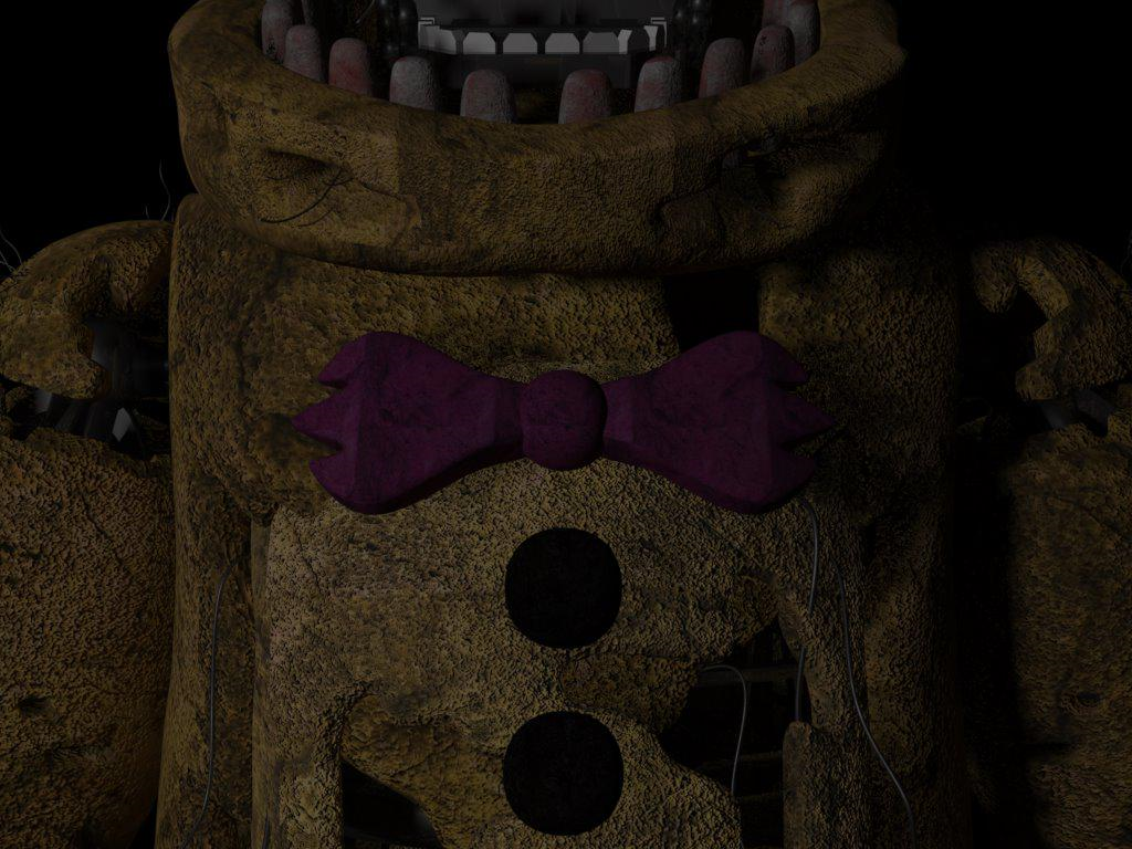 Torture Fredbear The Return To Freddy S Wikia Fandom