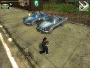 Vaultier Sedan Patrol Compact both variants