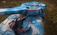 Rebellion Imperator Bavarium Tank Turret