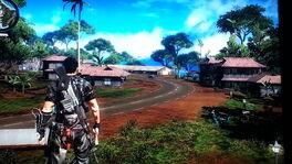 Kampung Kayu Keras
