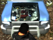 Huerta Mesa engine texture