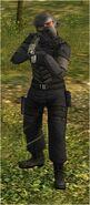JustCause Black Hand Mercenary