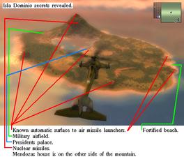 Isla Dominio revealed