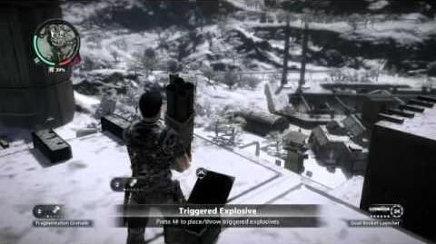 Just Cause 2- settlement completion- Kastelo Singa Military Base Part I