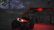 Monster Truck at Hantu Island