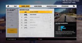 JC3 rebel drop motorcycles list