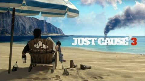Just Cause 3 Giant Bomb Quick Look EX