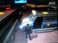 Driverless Vaultier ALEV Patrol Special