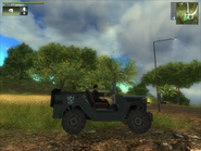 Military Wallys GP Side